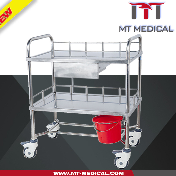 Medical Equipment Hospital nurse trolley Cart medical rolling carts
