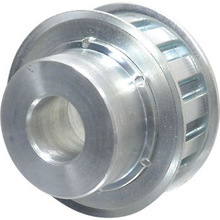 Custom CNC machining stainless steel timing pulley