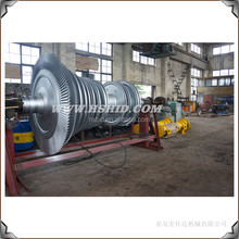 Factory made OEM electronic steam turbine rotor