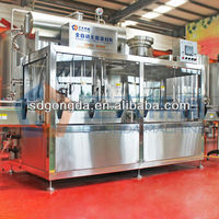 CE asepsis filling machine for beer