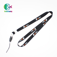 Hot Topic Wholesale Custom Nylon Mobile Phone Lanyards With Phone String