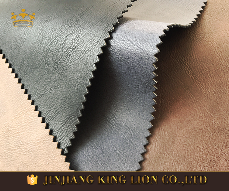 Wholesale synthetic pu leather materials to make man sandals