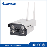 Korang 1080P Wifi Surveillance IP Zome Camera 2.0 Megapixel Outdoor Infrared Waterproof CCTV Security IP Camera
