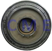 Crankshaft pulley 11237799153 used on BMW 1 E81 118D 120D, X1 E84 2007-