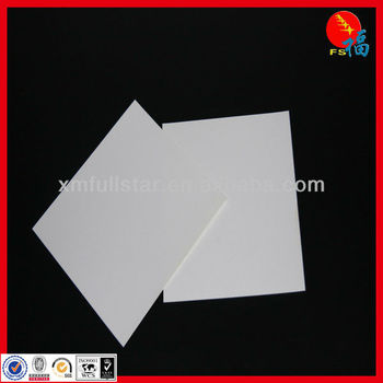 White PVC 3sheets a set for ink jet printing