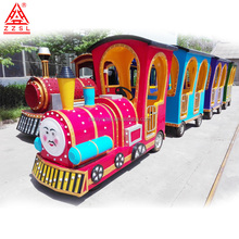 Mini Trackless Train Rides Christmas New Design Christmas Train Manufacturer