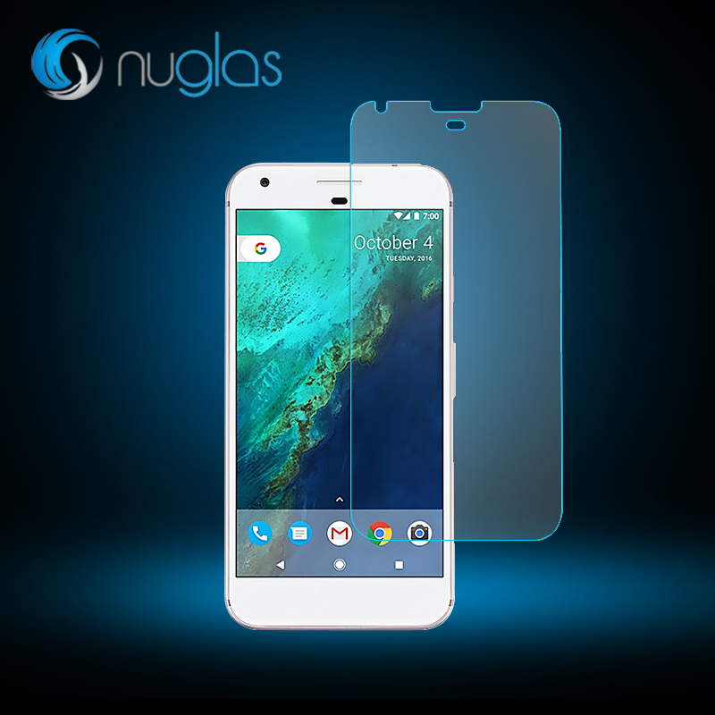 Wholesale Mobile Phone Accessories Nuglas Tempered Glass Screen Guard Protective Film for Google Pixel