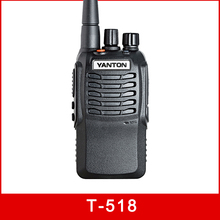 5 w 10 km gama impermeable T-518 hf <span class=keywords><strong>radio</strong></span> vhf marino