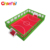 Cheap factory price inflatable water soccer game sport field for sale