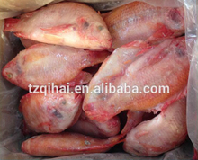 China Origin Whole Round Frozen Red Tilapia Fish