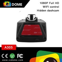 1080P Full HD WiFi G-sensor Parking Monitor Function Small Hidden Camera for Cars