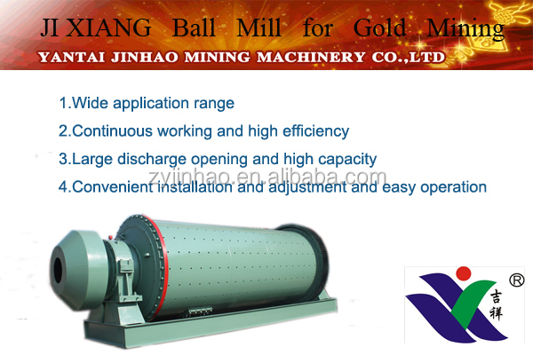 Rolling Bearing Ball Mill Work for 24 Hours Continuously