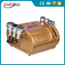 Beauty products face lifting with ce 7 in 1 RF vacuum+bio Ultrasound Cavitation beauty machine