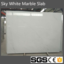 sky white introduction of marble slab
