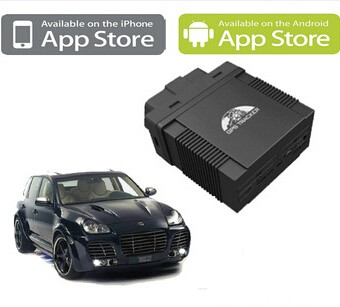 Vehicle GPS OBD tracker anti-theft Car GPS tracking system gps obd data recorder