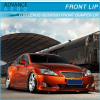 FOR 2009 2010 LEXUS IS250/350 PU WD STYLE BODYKITS LIP SPOILER BODY KIT
