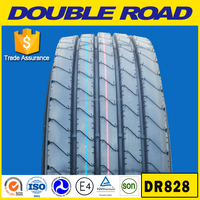 China famous brand factory price 11r22.5 wheel loader used tire