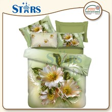 GS-FM3DF-22 cheap new designs 3d polyester fabric bed sheets manufacturers in china