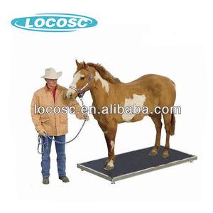 Poultry Movable Livestock Floor Scale,Animal Floor Scale