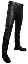 TOUGH AND POSH LEATHER PANTS FOR MEN GENUINE LEATHER SEXY PANTS