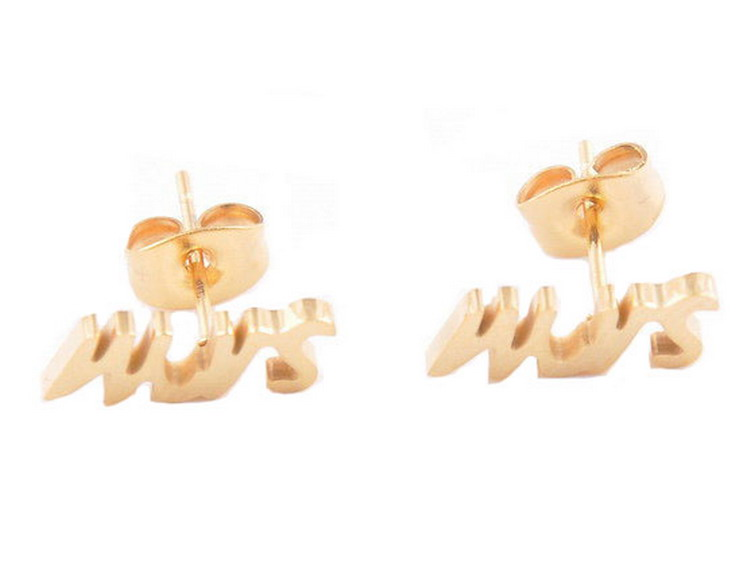 Gold Plated Mrs <strong>Earrings</strong> Women Bridal <strong>Earrings</strong>