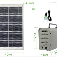 12v 7AH Mini Solar Quick Cell
