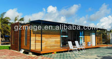 portable house plans foldable villa container modified
