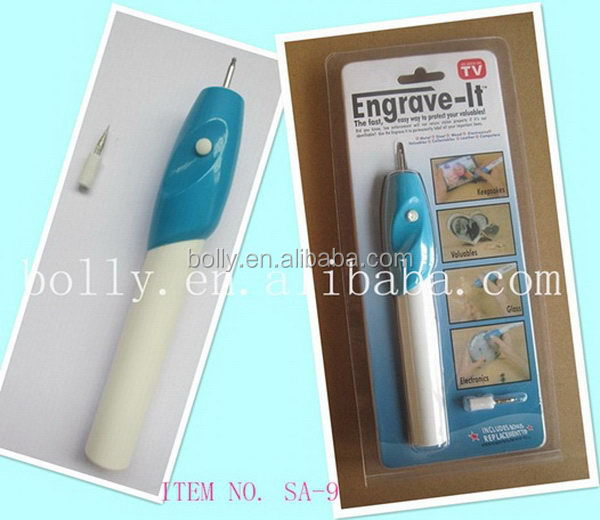 Top grade Best-Selling hand engraving pen-as seen on tv