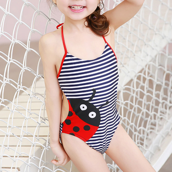 girl's swimsuit Beautiful Girl Swimwear