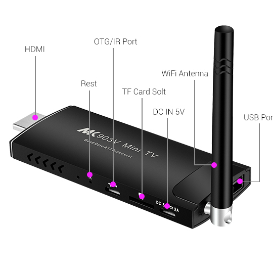 2017 Best Quality <strong>Q10</strong> Pro Internet WIFI Android Internet TV Box