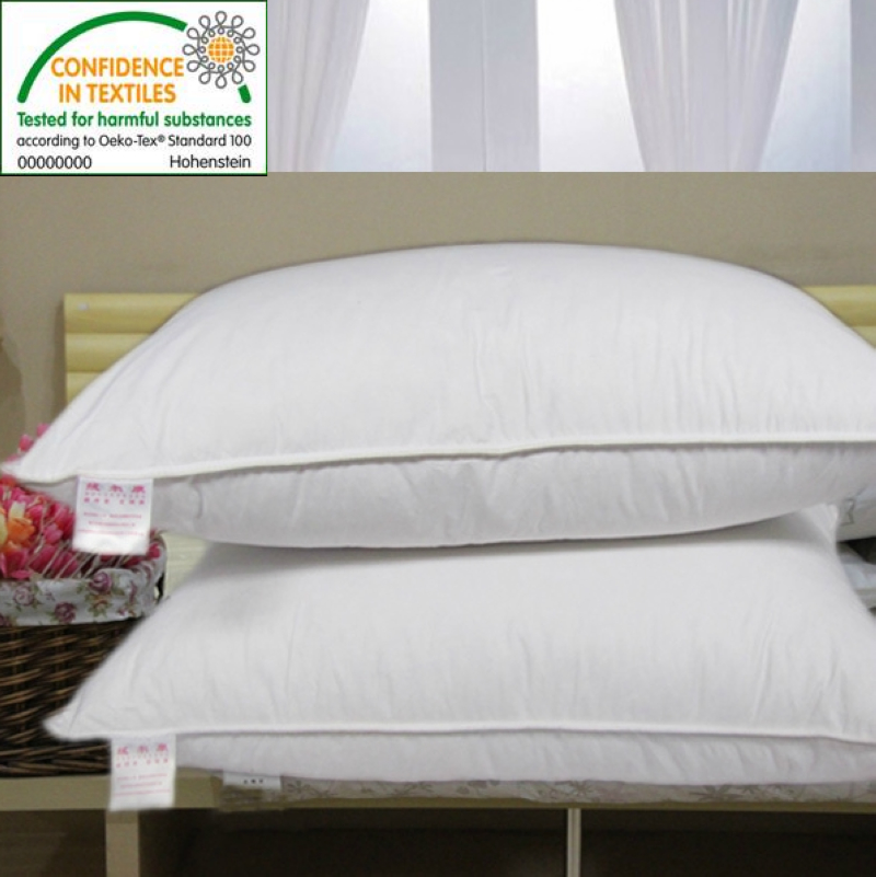 Super popular with nice quality Feather Down Pillow