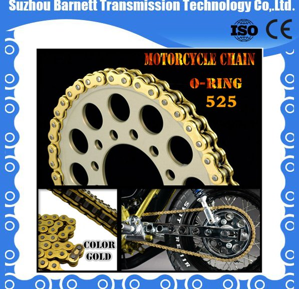 Transmission chain 420,428,520,525,530 parts motorcycles