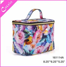 travel toiletry bags korean cosmetic bag print makeup case custom toiletry bag
