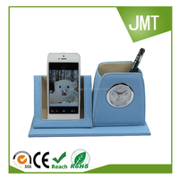 Latest High quality cell phone holder with clock