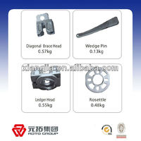 accessory of ringlock scaffolding with good price and service
