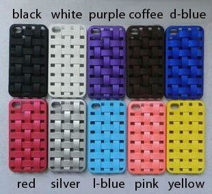 New plastic phone cover for iPhone5 each in detail box
