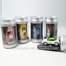 SG-C2010 WECCANTOYS! High speed rc small car in coke can package