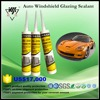 Auto glass windshield structural glazing silicone sealant