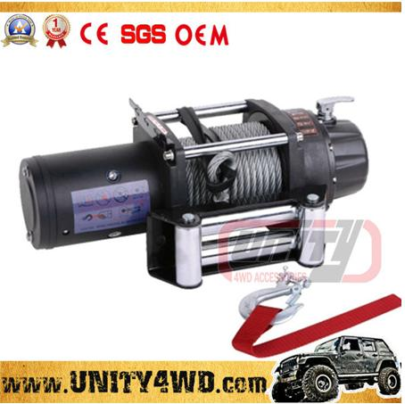 CE Approved 9500lbs 4x4 electric winch