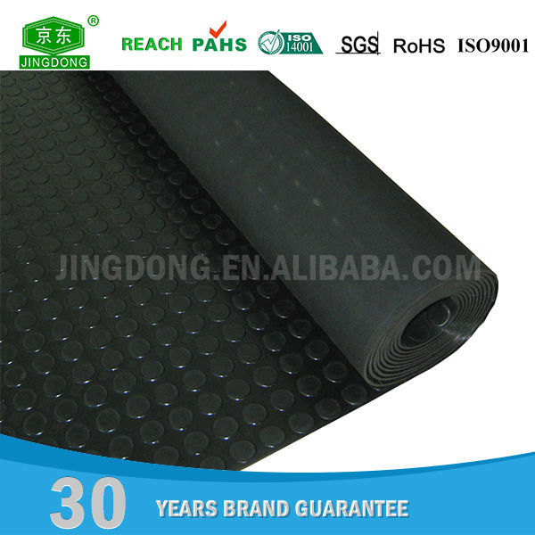 Muti pattern anti slip rubber mats for stairs