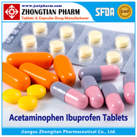 Acetaminophen And Ibuprofen Tablets GMP Manufacturer