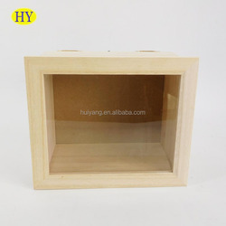 Wall Hanging Wooden Shadow Box Frames Wholesale