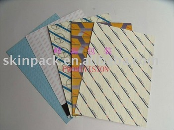 High quality skin packaging sheet
