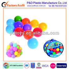 Polyethylene Ball For kids toys in water pool