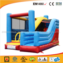 Super Bouncer n' Slide For Commercial Use/Giant Inflatable Jumping Bouncer With Slide/Hot Sale Inflatable Bouncy Castle For Sale