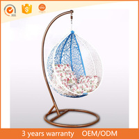 Sweet promotional outdoor furniture garden swing hammock cheap hanging chairs