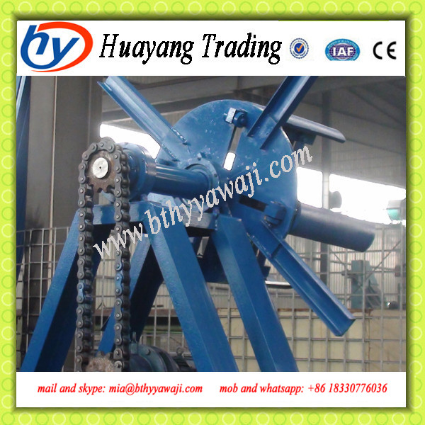 New design color steel coils auto uncoiler with CE certificate