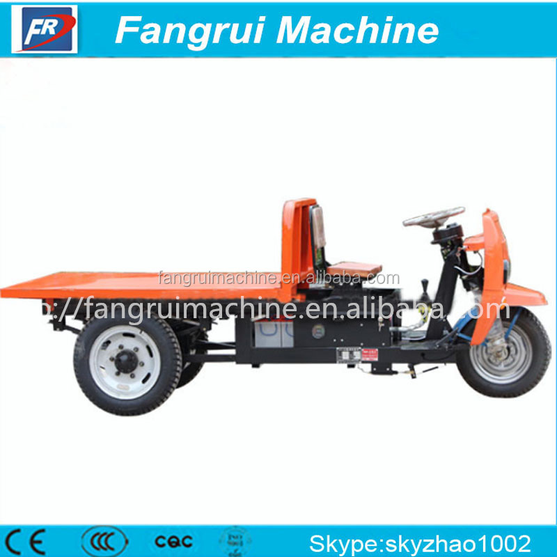 convenient electric tricycle transporting cargo for sale