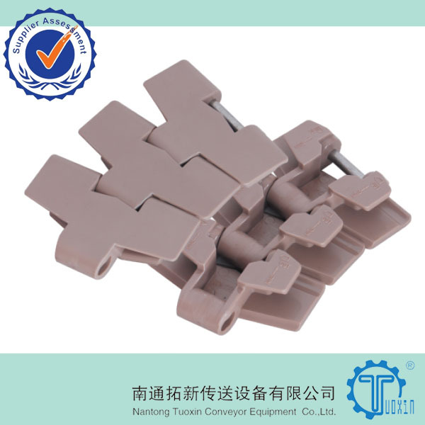 Plastic Conveyor Side Flexing Chain Small Radius 880TAB BO