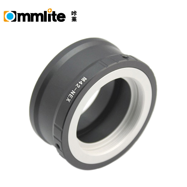 Black Lens mount adapter from for M42 lens to for Sony NEX camera
